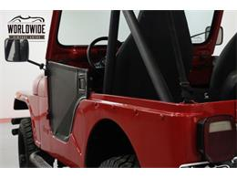 Picture of '79 Jeep CJ5 located in Denver  Colorado - OWHF