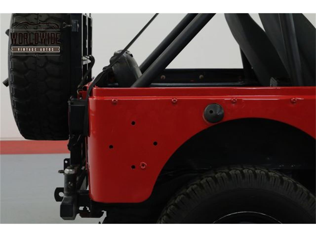 Large Picture of 1979 Jeep CJ5 - $12,900.00 Offered by Worldwide Vintage Autos - OWHF