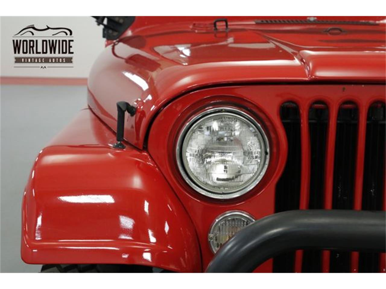 Large Picture of 1979 CJ5 - OWHF