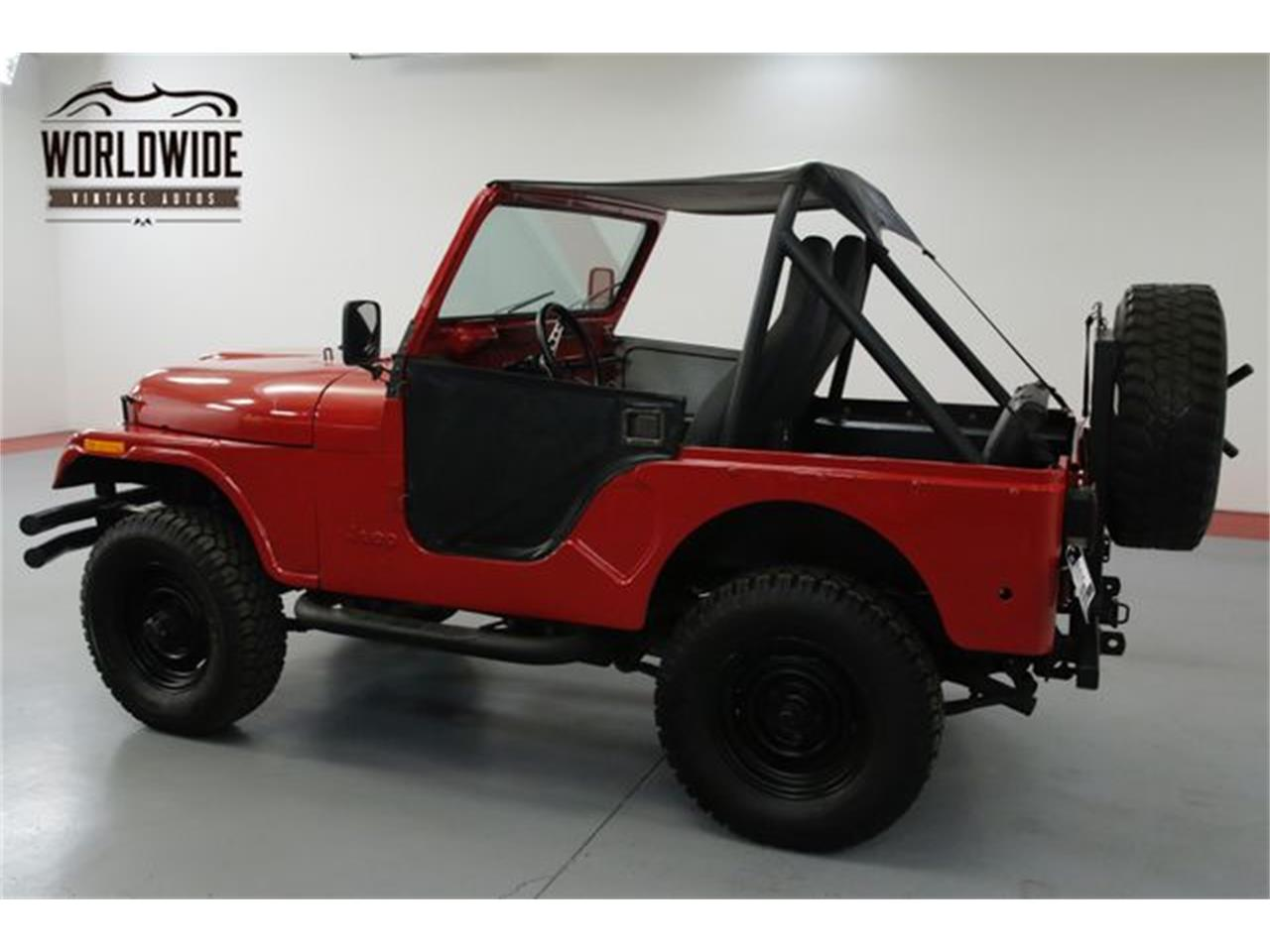 Large Picture of '79 CJ5 - OWHF