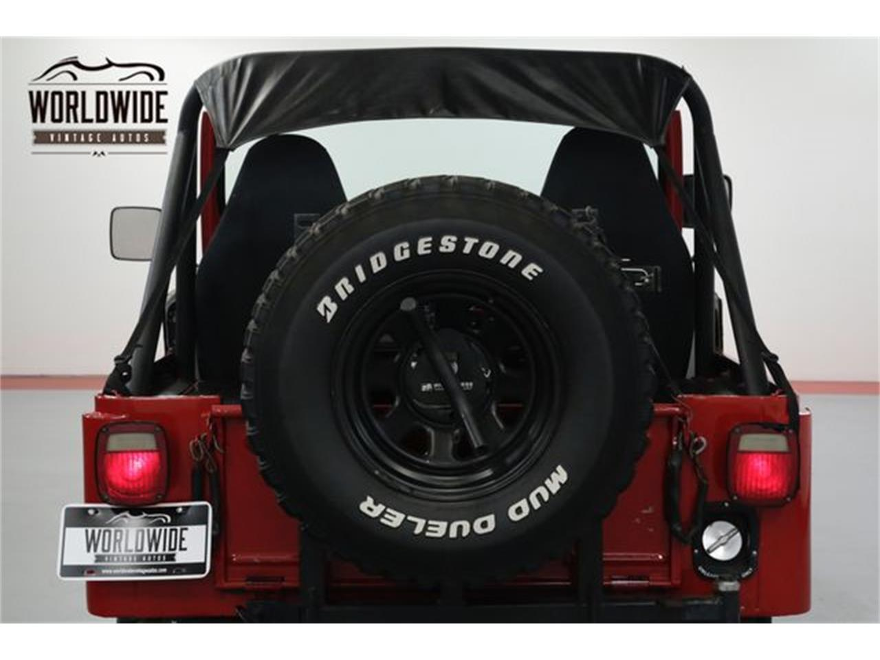 Large Picture of 1979 CJ5 Offered by Worldwide Vintage Autos - OWHF