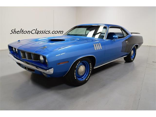 Picture of Classic '71 Plymouth Cuda - OWHO