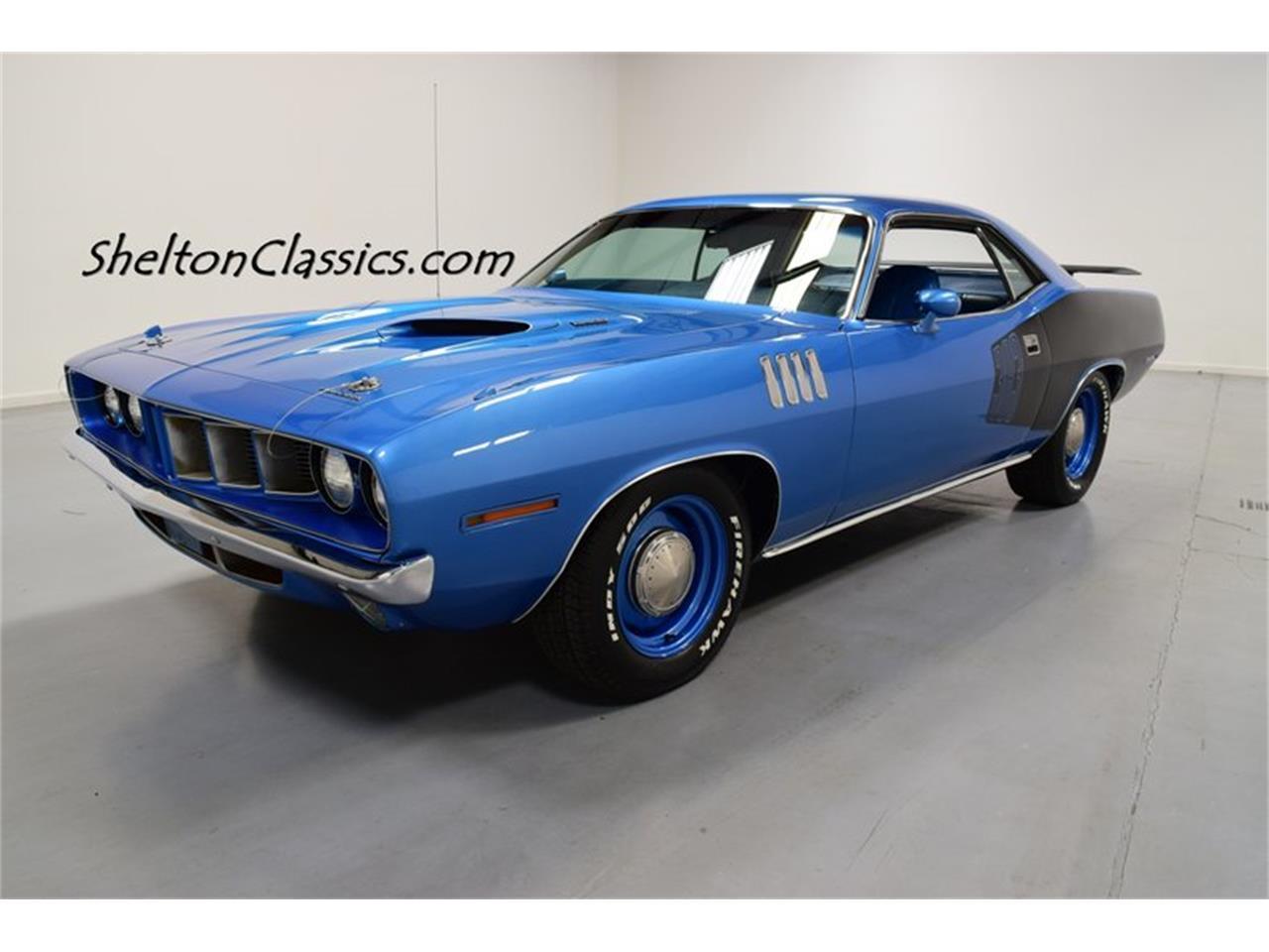 For Sale: 1971 Plymouth Cuda in Mooresville, North Carolina