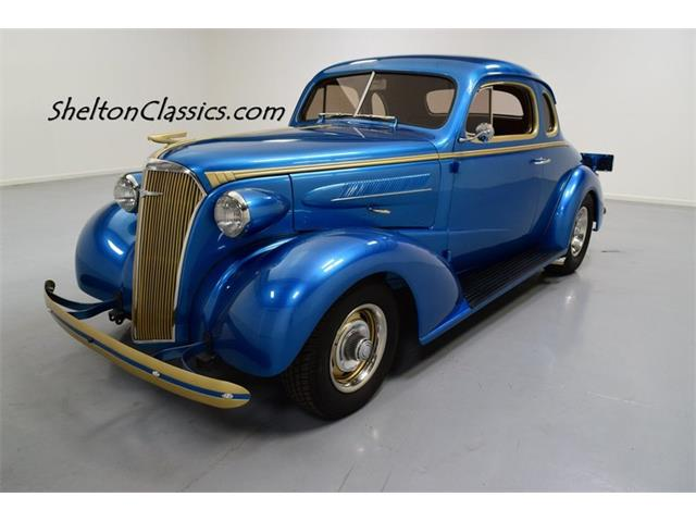 Picture of Classic 1937 2-Dr Coupe located in Mooresville North Carolina - $37,995.00 Offered by  - OWHQ