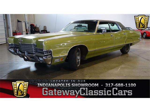 Picture of Classic '72 Mercury Marquis located in Indianapolis Indiana - $19,995.00 Offered by  - OWHT