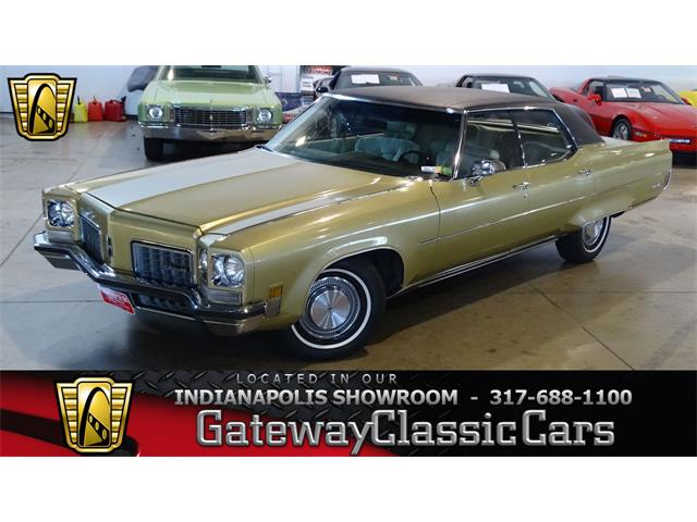 Picture of '72 Oldsmobile 98 - $32,595.00 - OWHU
