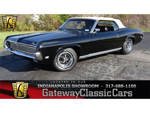 Picture of Classic '69 Cougar located in Indianapolis Indiana - $34,595.00 Offered by  - OWHW