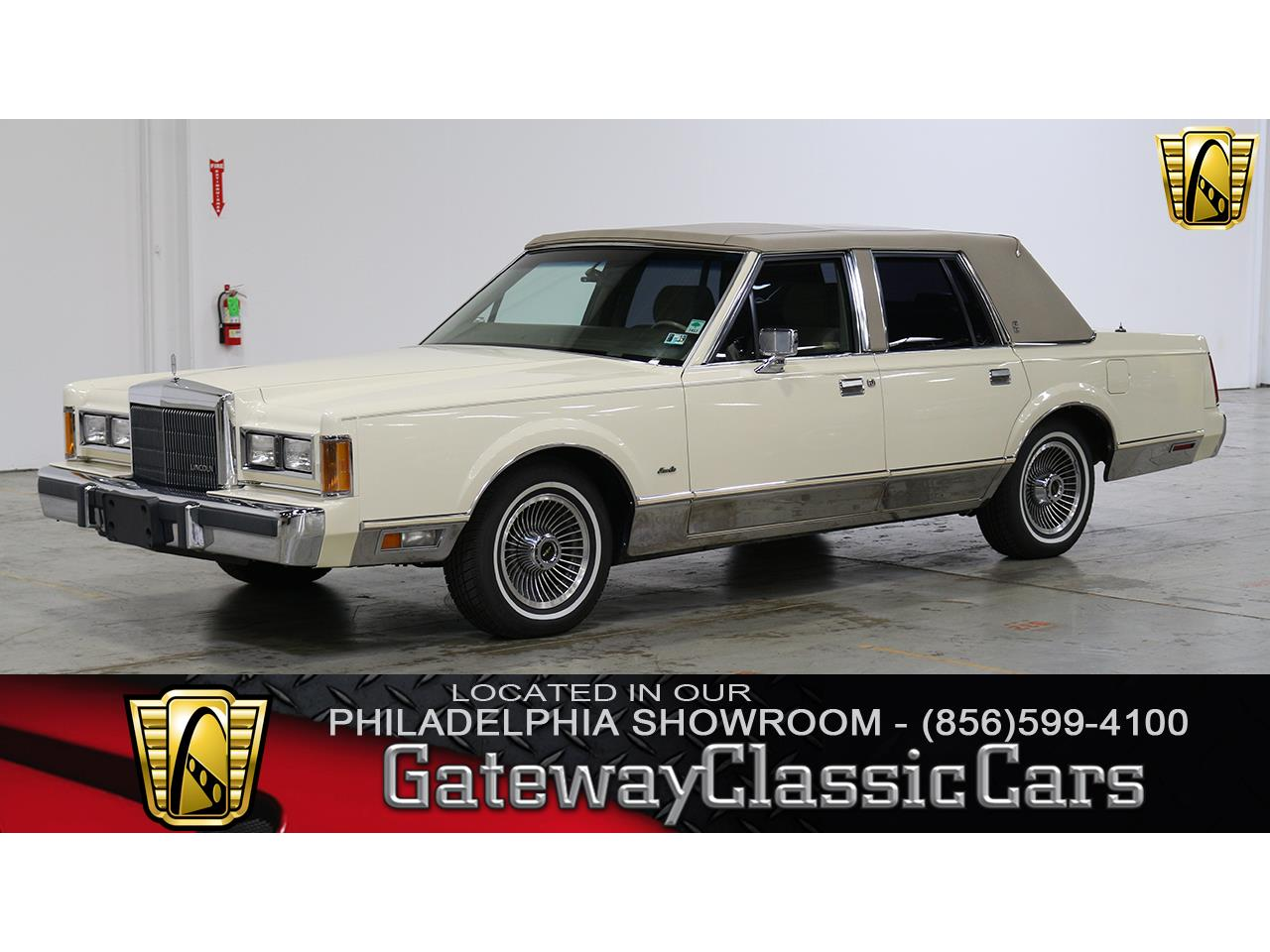 1989 Lincoln Town Car For Sale Classiccars Com Cc 1161862