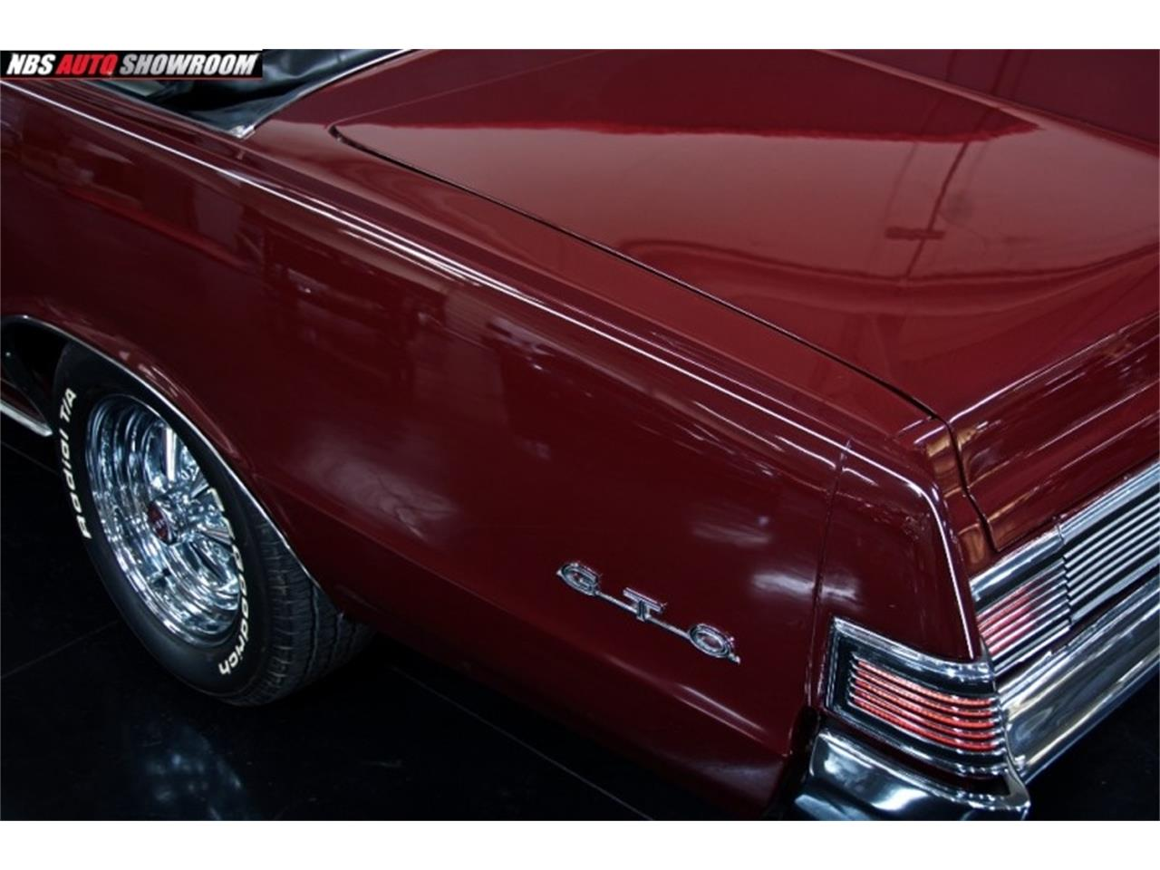 Large Picture of 1965 Pontiac GTO located in California - OWIJ