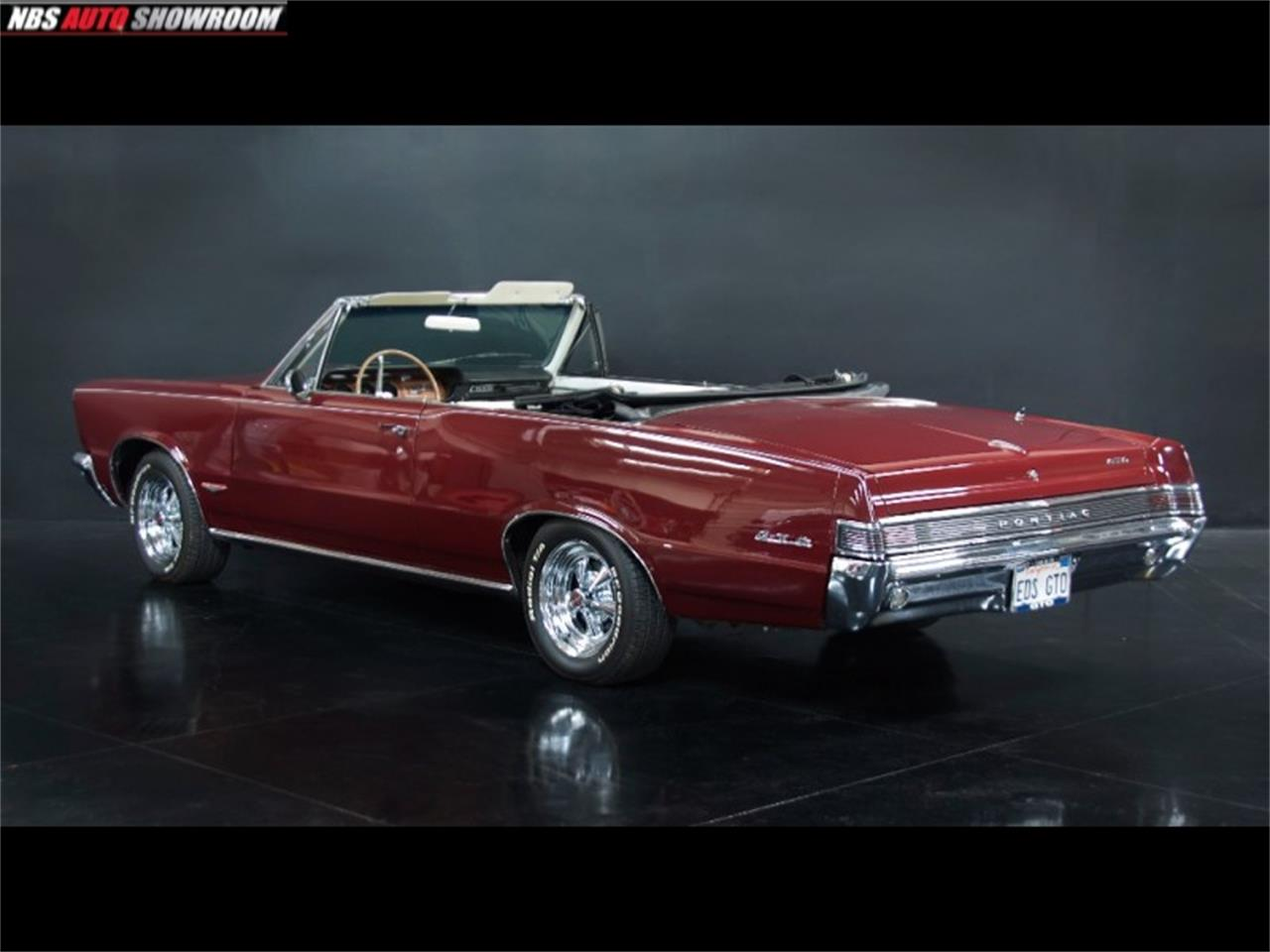 Large Picture of '65 GTO - OWIJ