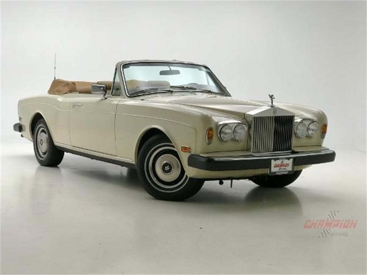 Large Picture of '82 Corniche - OWIK