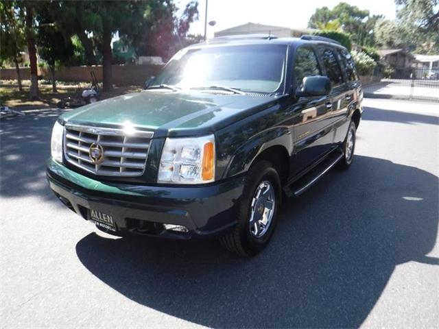 Picture of '02 Escalade - OWJ0