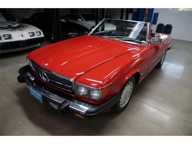 Picture of '89 560SL - OWJ7