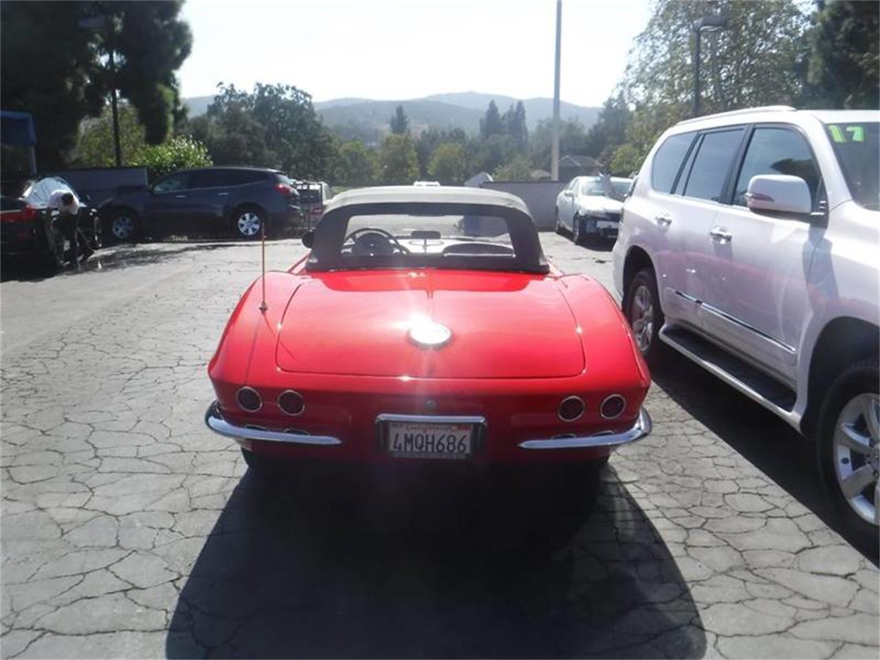 Large Picture of '62 Corvette - OWJK