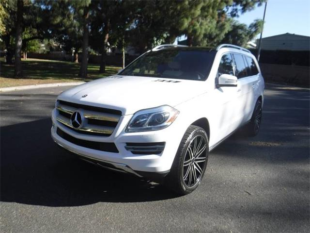 Picture of '15 GL450 - OWJX