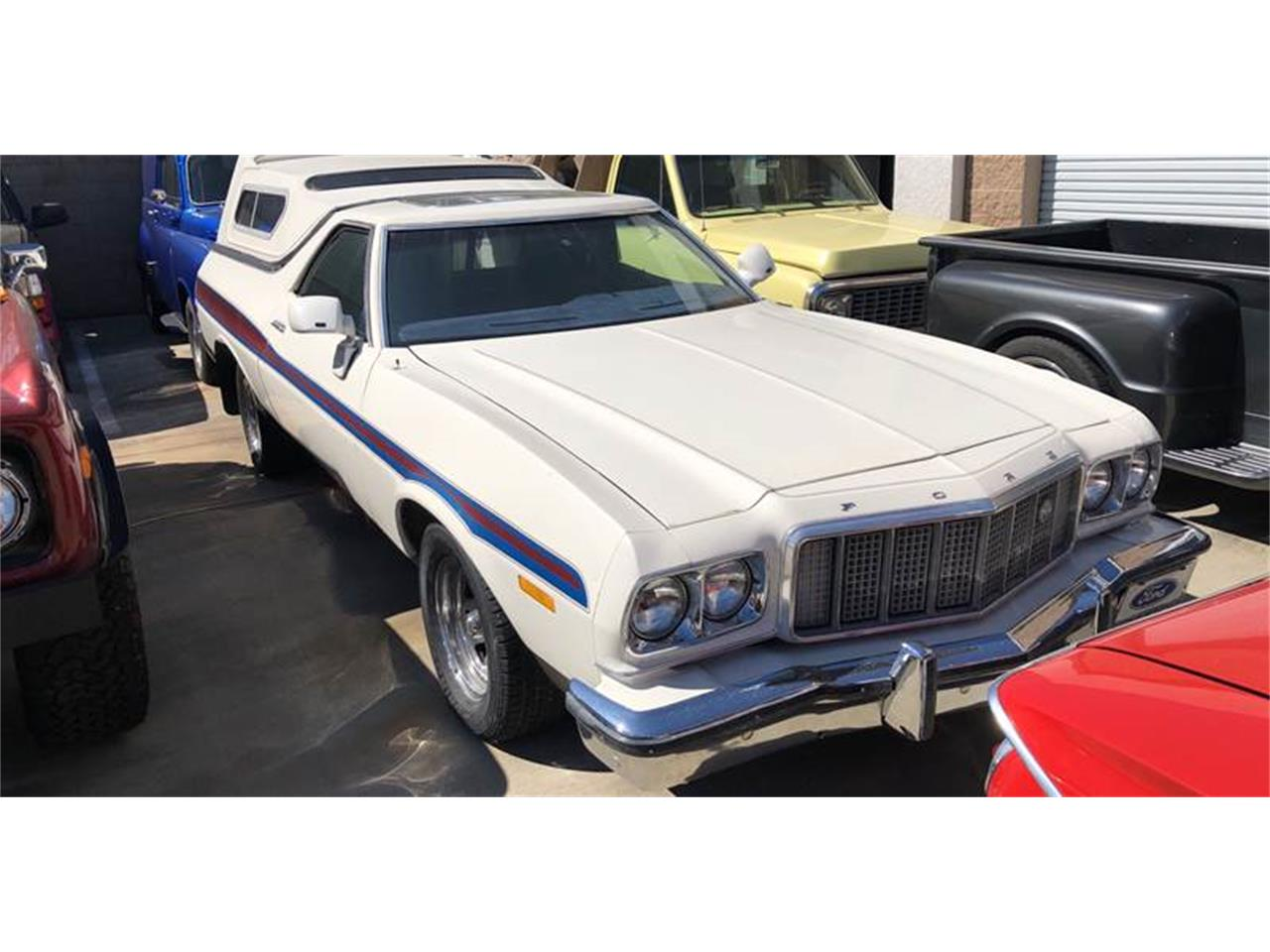 Large Picture of '74 Ranchero - OWJY