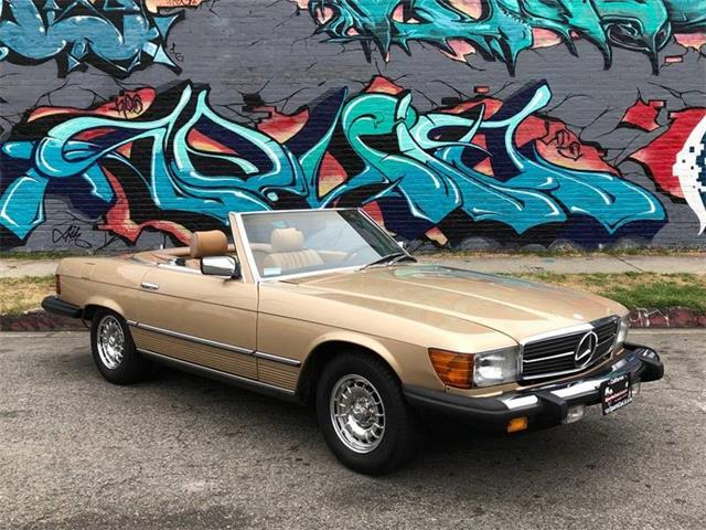 Picture of '84 380SL - OWK0
