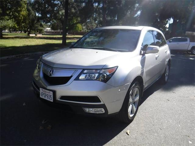 Picture of '11 MDX - OWK3