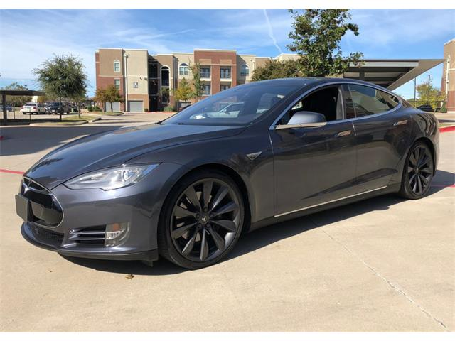 Picture of '15 Model S - OV7N