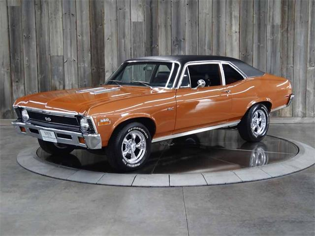 Picture of Classic '71 Chevrolet Nova SS - $29,995.00 Offered by  - OWKI