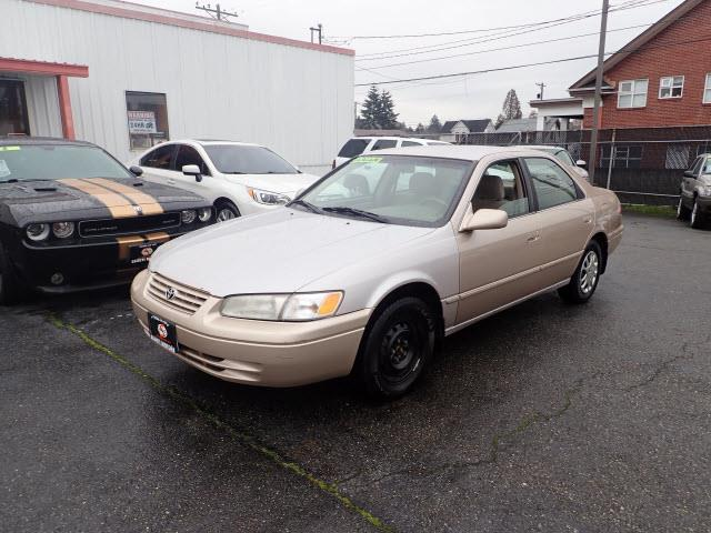 Picture of 1999 Toyota Camry located in Tacoma Washington - OWKR