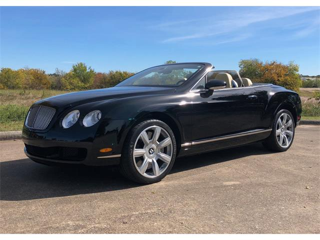 Picture of '07 Bentley Continental located in Dallas Texas Auction Vehicle - OV7P