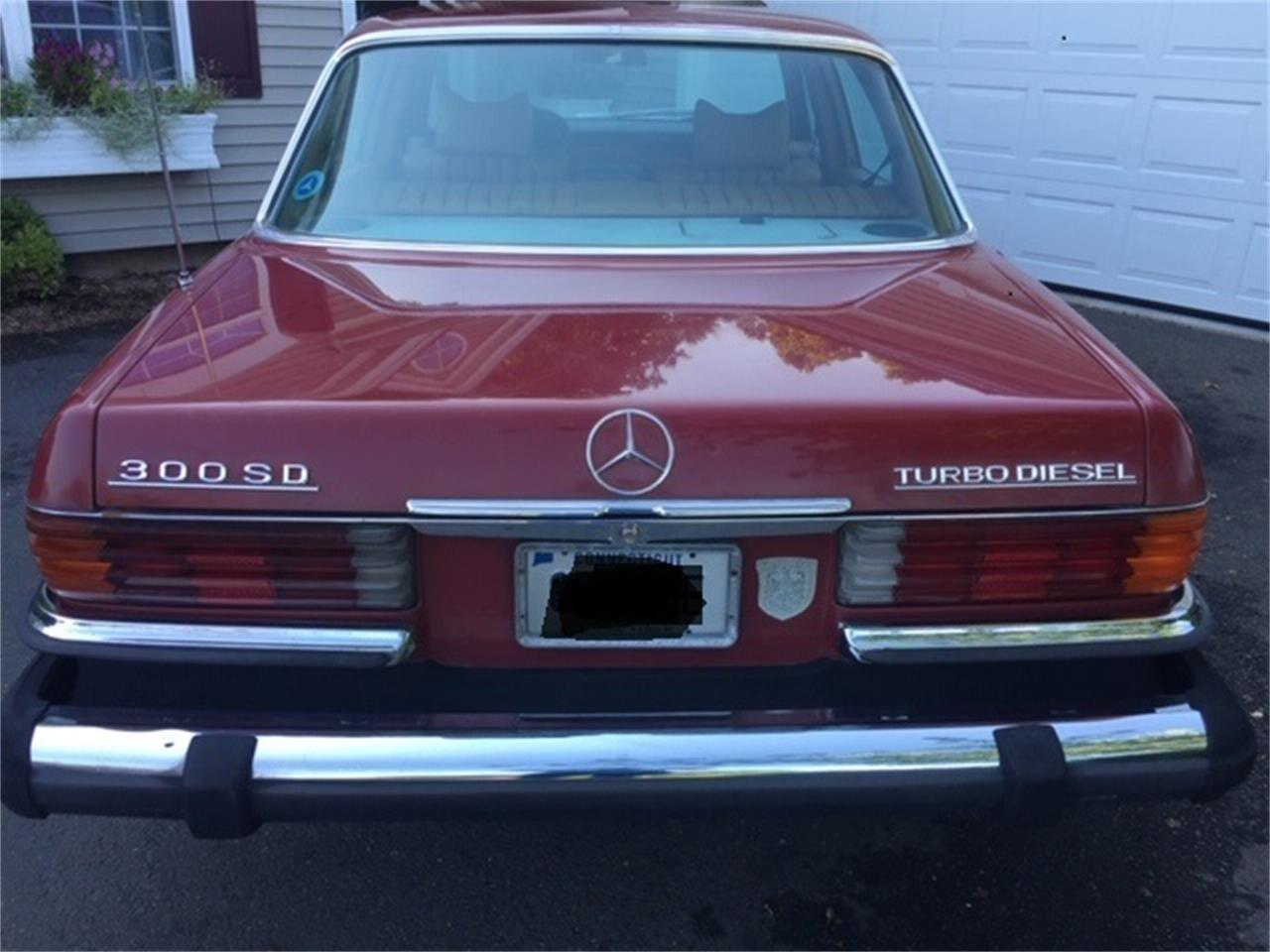 Large Picture Of 79 Mercedes Benz 300SD
