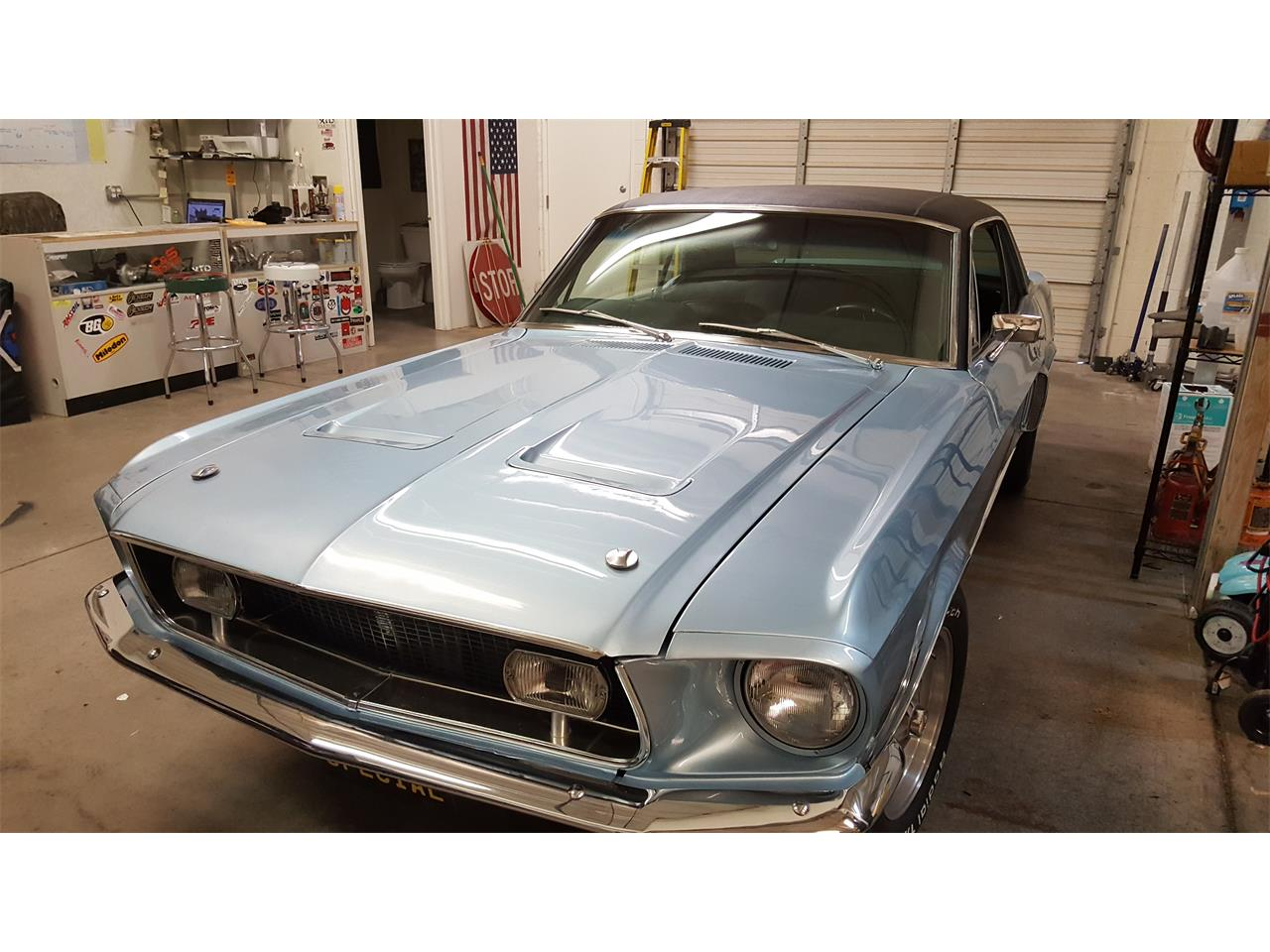 Large Picture of '68 Mustang GT/CS (California Special) - $33,500.00 - OWM1