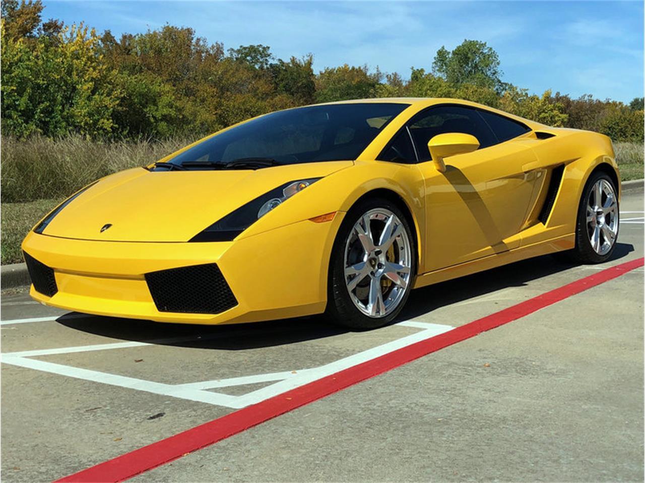 2008 Lamborghini Gallardo For Sale Classiccars Com Cc 1160201