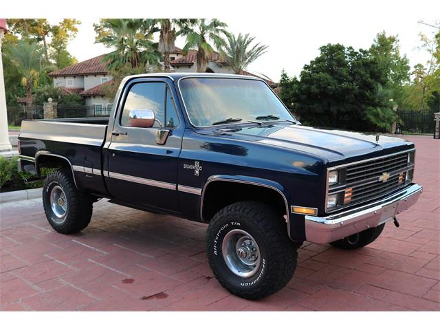 Picture of '83 Chevrolet K-10 - OWM8