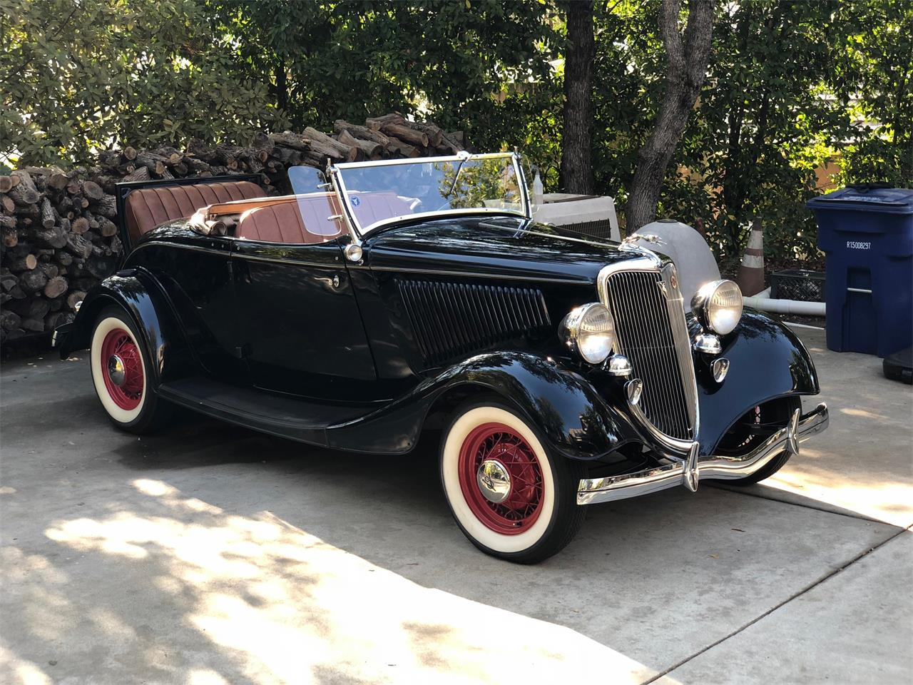 Large Picture of '34 Roadster - OWMB