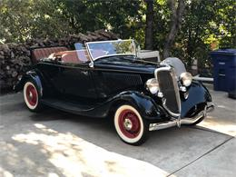 Picture of Classic '34 Ford Roadster Offered by a Private Seller - OWMB
