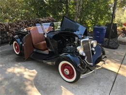 Picture of Classic 1934 Ford Roadster located in Three Rivers California - $60,000.00 Offered by a Private Seller - OWMB