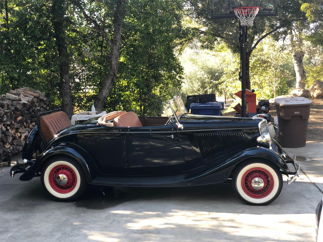 Large Picture of Classic '34 Ford Roadster located in Three Rivers California - $60,000.00 - OWMB