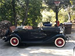 Picture of Classic 1934 Roadster - $60,000.00 - OWMB