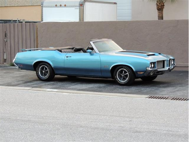 Picture of Classic 1972 Oldsmobile 442 Auction Vehicle Offered by  - OWMW