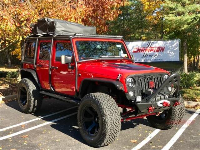 Picture of '15 Wrangler - OWNE