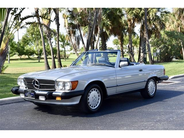Picture of '89 560SL - OWNR