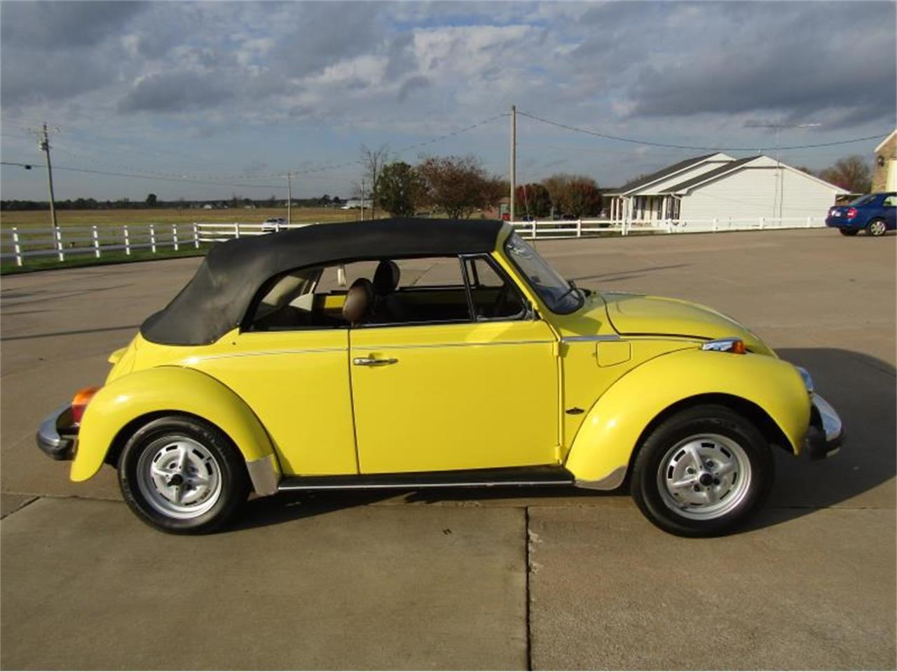 Large Picture of '79 Beetle located in Colcord Oklahoma Offered by Yesterday's Classic Cars  - OWNV
