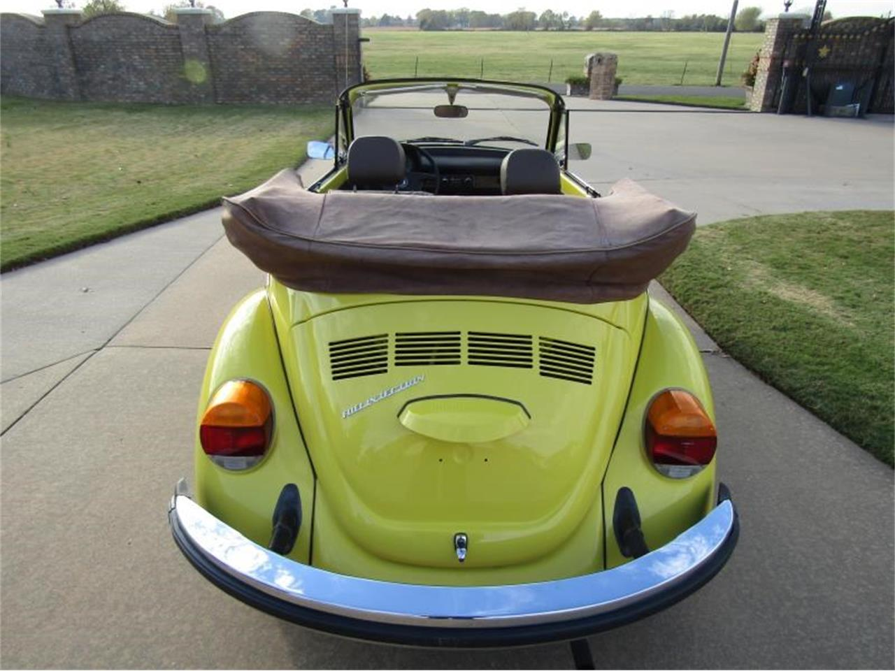 Large Picture of 1979 Volkswagen Beetle located in Oklahoma - OWNV