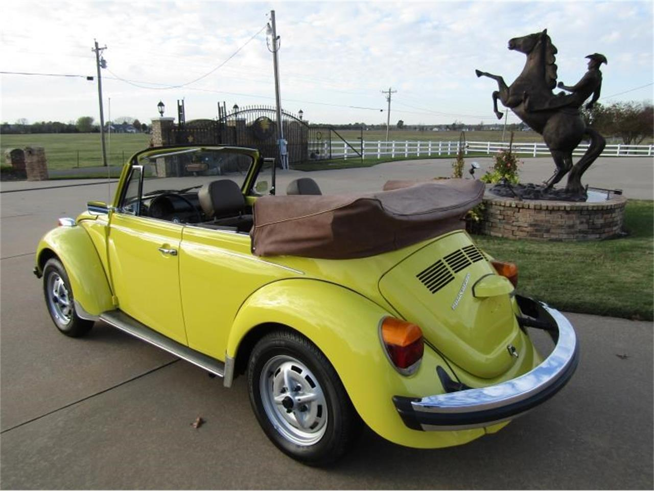 Large Picture of '79 Volkswagen Beetle located in Oklahoma - OWNV