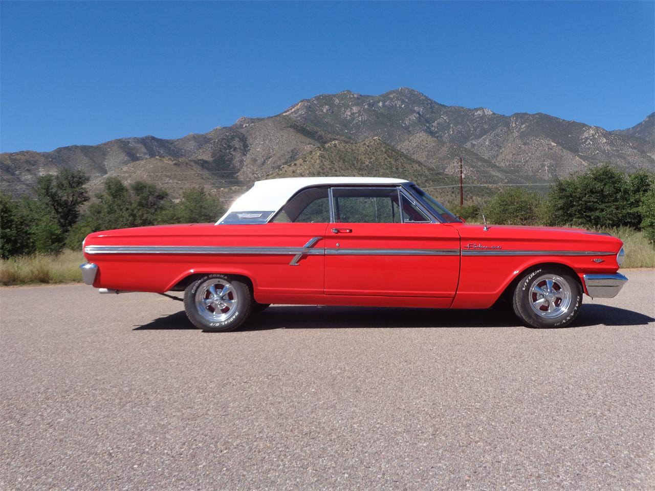 Large Picture of '64 Ford Fairlane 500 - $16,000.00 Offered by a Private Seller - OWO7