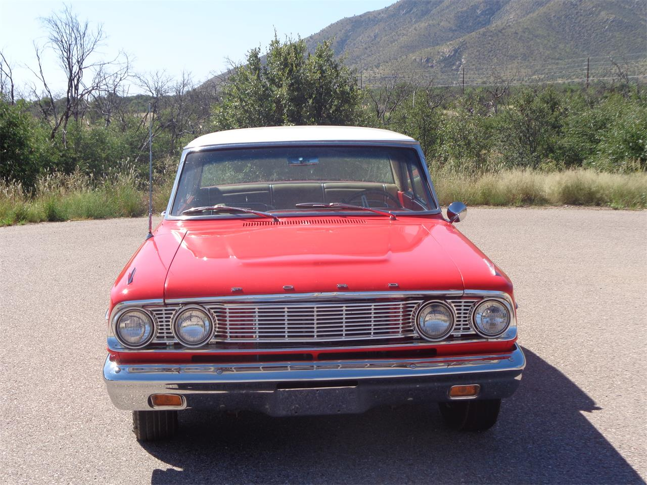 Large Picture of Classic 1964 Fairlane 500 - $16,000.00 Offered by a Private Seller - OWO7