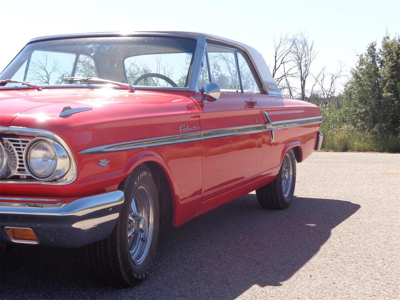 Large Picture of 1964 Ford Fairlane 500 located in Hereford Arizona - $16,000.00 - OWO7