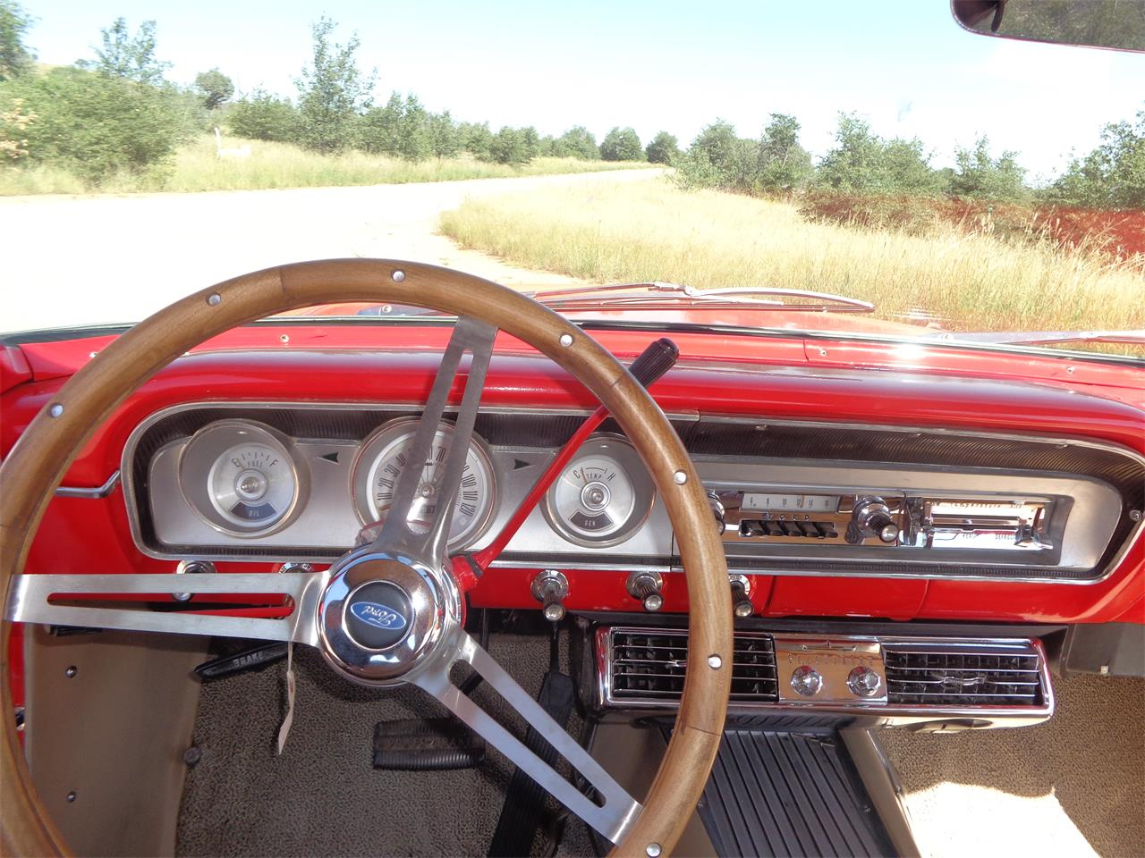 Large Picture of Classic '64 Fairlane 500 located in Hereford Arizona - $16,000.00 - OWO7
