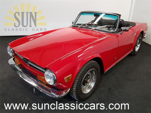 Picture of Classic 1970 TR6 located in Waalwijk Noord Brabant - OWO8