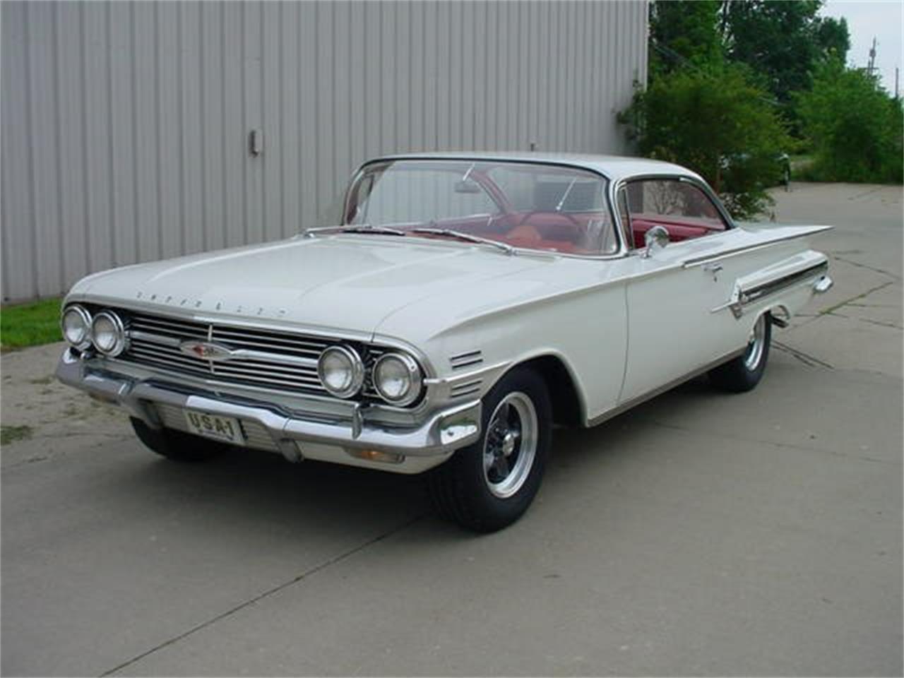 1960 Chevrolet Impala For Sale Classiccars Com Cc 1162092