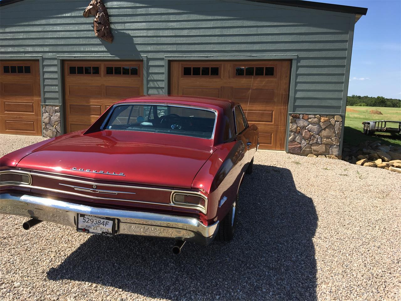 Large Picture of '66 Chevelle Malibu - OWOK