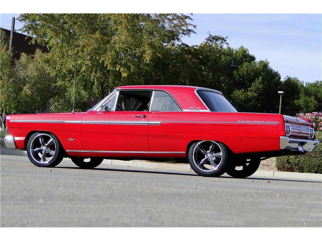 Large Picture of Classic 1965 Ford Fairlane 500 located in Helena Montana Offered by a Private Seller - OWOY