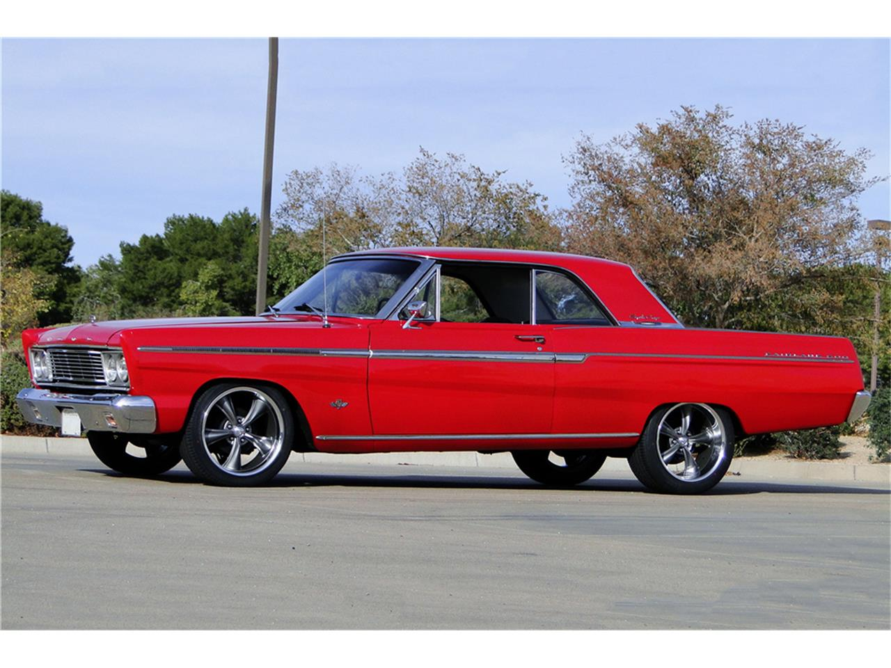 Large Picture of 1965 Fairlane 500 located in Helena Montana Offered by a Private Seller - OWOY
